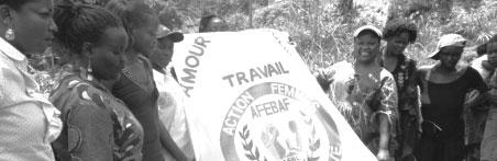 RDC : les femmes réelles expertes de la lutte contre la déforestation