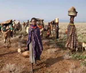 Le femmes dans le contexte des changements climatiques