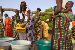Les effets du changement climatique sur l'autonomisation des femmes rurales
