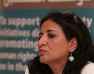 Amal Basha. Deutsche Welle/K. Danetzki/Flickr (c.c)