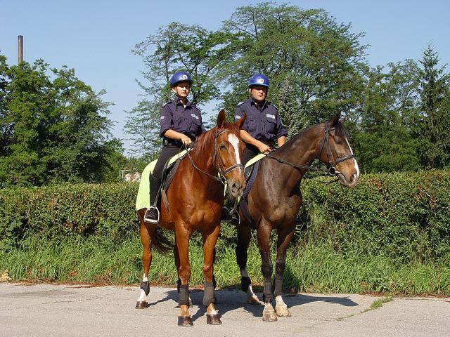 Femmes policières, Bulgarie / PNUD / Flickr (c.c)