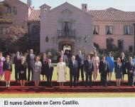 Le gouvernement chilien après la première élection de M. Bachelet
