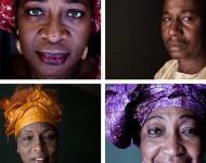 Portraits de leaders du mouvement contre la violence au Mali / Photographie Vincent Tremeau/Oxfam / Flickr (c.c)