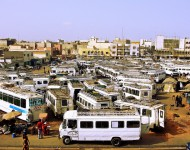 Transport pour Dakar / Photographie Jeff Attaway / Flickr (c.c)