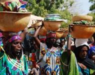 Marché de Ségou , Mali / Photographie Jean-Louis Potier / Flickr (c.c)