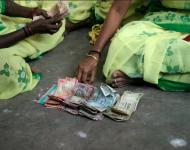 Microfinance en Inde / Photographie Peter Haden / Flickr (c.c)