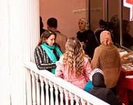 A la Maison de la Culture de Béjaïa, semaine d'expo pour la journée de la femme, mars 2014/ Photographie Aurélia Lemonnier, Flickr (c.c)