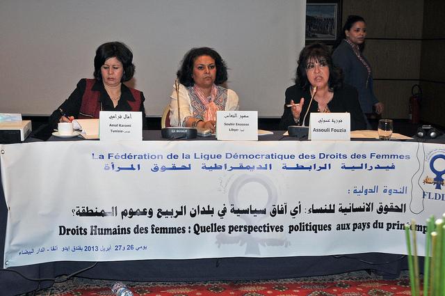Statut des femmes au Maghreb : une lecture de la situation dans la région