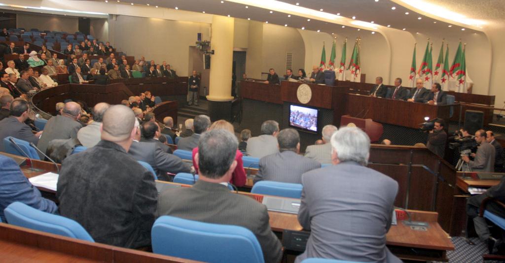 L'Algérie étudie un projet de loi sur l'égalité des sexes, Alger 2010/ Photographie Magharebia  (flickr c.c)