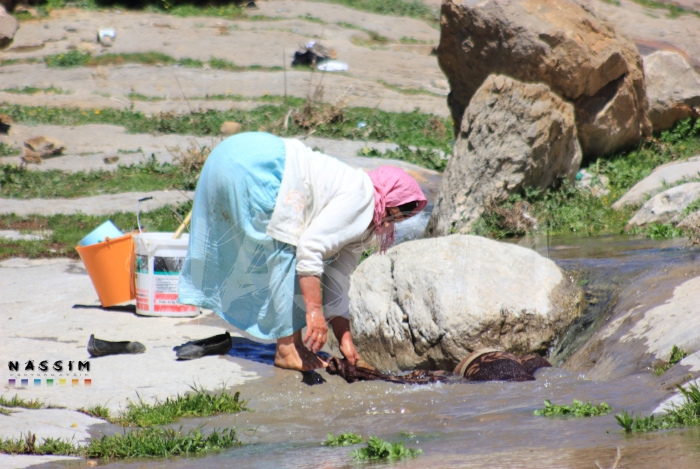 Femme à Ouled Silini, (Algérie 2012) /Photographie Nassim (flickr c.c)
