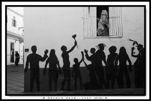 Femmes et ombres, Maroc (2009)/ Photographie Rachid Naim (c.c)