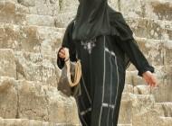 Sur les gradins du théâtre sud de Jerash en Jordanie (2005)/Photographie  Jean-Pierre Dalbéra ( flickr c.c)