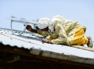 """Solar energy by empowering women"" / Rwanda, 2013 / Julien Simery/Unesco Africa /Flickr (c.c)"