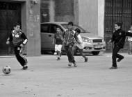 Footballeurs du vendredi (Alger 2014)/ Photographie  Tahia Hourria (flickr c.c)