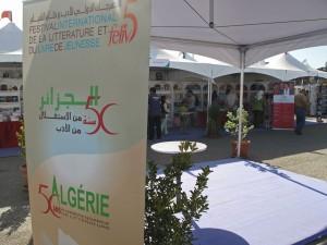 Le salon du livre d'Alger marque l'anniversaire de l'indépendance (Alger 2012)/ Photographie  Magharebia (flickr c.c)