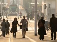Vue sur la gare de Tramway de Rabat (2011)/ Photographie  Dar El Kebira Rabat (flick c.c)